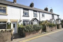 Terraced home in High Street, Gresford