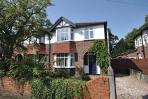 semi detached home in Sandileigh, Hoole...