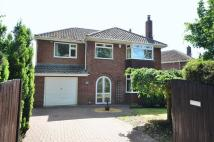 4 bed Detached property in Plas Newton Lane, Chester