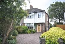3 bedroom semi detached home in The Croft, Upton, Chester