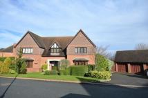 Detached home in Northop Country Park...