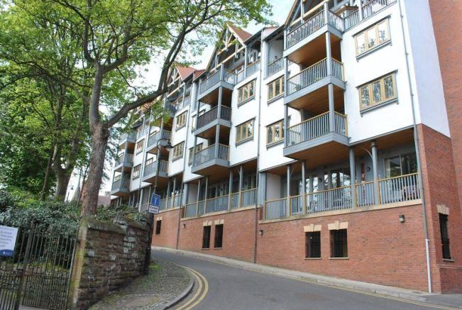 3 Bedroom Apartment For Sale In 156 Foregate Street Chester Ch1