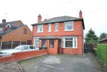 3 bedroom semi detached home in Hoole Lane Hoole, Chester