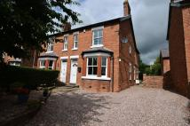 semi detached home in Old Coach Road, Kelsall...