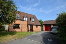 4 bed Detached house in Foxes Walk...
