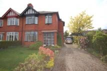 semi detached house to rent in 7 Hollowood Road, Malpas...