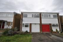 3 bedroom semi detached house to rent in Bridgewater Drive...
