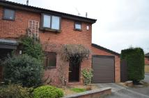 Terraced property to rent in Parkgate Court, Chester