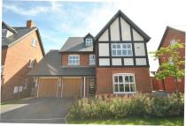 5 bed Detached home to rent in Crawford Close, Saighton...
