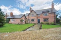 Detached home for sale in Wrexham Road, Pulford...