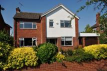 4 bedroom Detached house in Boughton Hall Drive...
