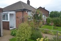 Warwick Road Semi-Detached Bungalow for sale