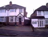 3 bed semi detached property to rent in Burnaston Road...