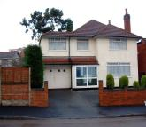 4 bed semi detached property in Woodlands Road...