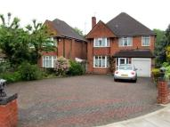 Detached house to rent in Elizabeth Road, Moseley...