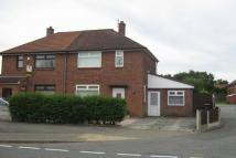 2 bed semi detached property in St Pauls Avenue, Wigan