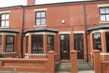 Terraced house in Warrington Road, Abram...