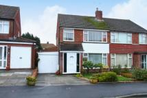 3 bed semi detached property in Croxteth Drive, Rainford...