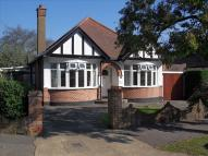 Detached Bungalow to rent in ELGAR CLOSE...