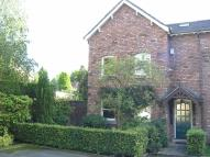 3 bedroom Terraced property for sale in Church Lane, Mobberley...