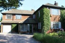 5 bedroom Detached property in Knutsford Road, Wilmslow...