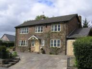 Detached house for sale in Town Lane, Mobberley...