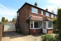 3 bed semi detached home in The Circuit, Heyes Lane...