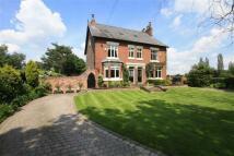 semi detached house in Adlington Road, Wilmslow