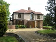 Detached property in Chelford Road...