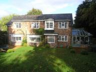 4 bedroom Detached house to rent in Macclesfield Road...