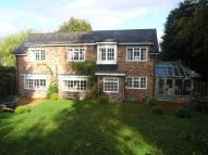 Detached property in Macclesfield Road...