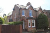 semi detached house for sale in Clifton Street...