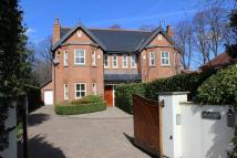 4 bed semi detached home in Heyes Lane, Alderley Edge