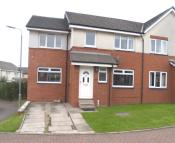 semi detached property for sale in Culross Way, Moodiesburn...