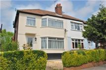 semi detached property to rent in Valley View, Barnet...