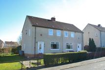 3 bed semi detached property in Greenlea Road, Chryston...