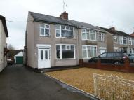 semi detached home in Smorrall Lane, Bedworth