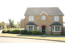 4 bed Detached house in Argent Way...