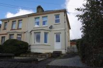 semi detached house for sale in Rose Hill, St Blazey, Par