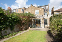 semi detached house in Choumert Road, London...