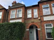 Terraced property in Manwood Road...