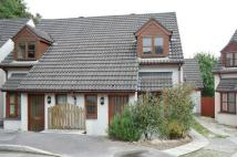 semi detached house in Rosehill Close...