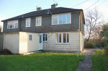 Cott Road semi detached property to rent