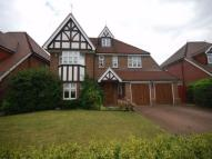 Detached property in Bucknall Way, BECKENHAM...