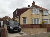 3 bedroom semi detached house to rent in Thornbury Road...