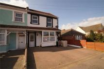 semi detached property in Holland Road...