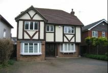 4 bed Detached house to rent in LITTLE CHALFONT