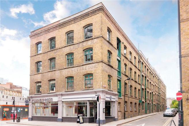 1 bedroom flat for sale in Butler House, Curtain Road, Shoreditch ...