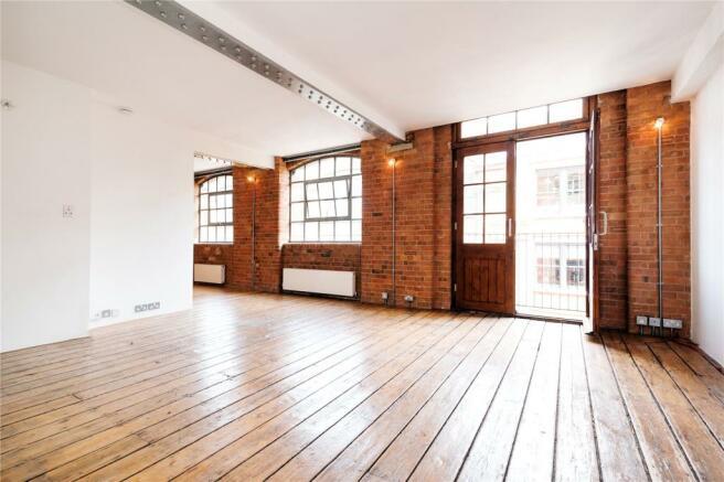 1 Bedroom Flat To Rent In The Factory 1 Nile Street London N1 N1