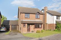 4 bedroom Detached house in Goldfinch Way...